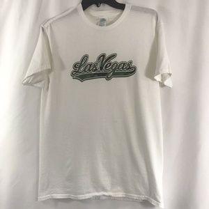 Vintage 90's Las Vegas Men's Tshirt Sz M T-Shirt